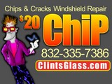 Windshield Chip Repair Houston